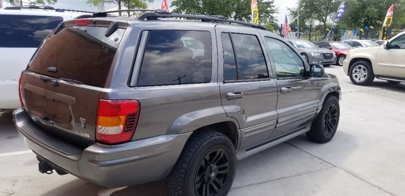 Jeep Grand Cherokee 2003 price $4,995 Cash