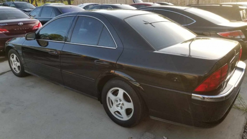 Lincoln LS 2000 price $2,995