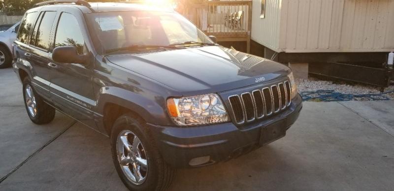 Jeep Grand Cherokee 2002 price $2,995 Cash