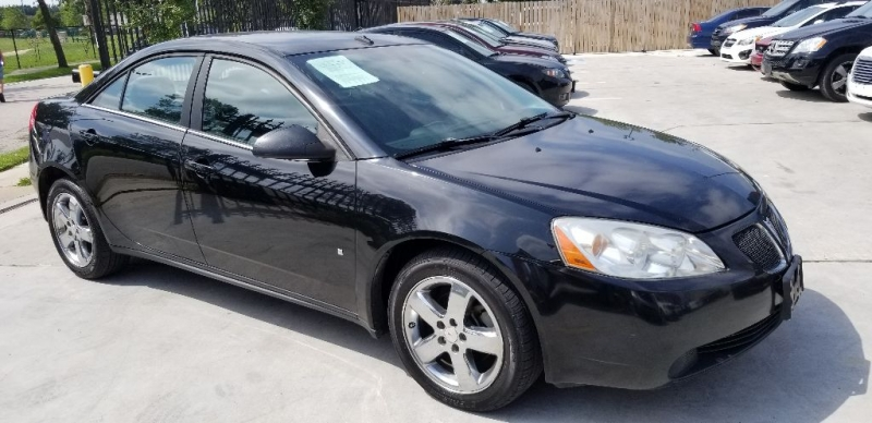 Pontiac G6 2008 price $3,995 Cash