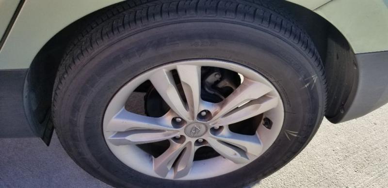 Hyundai Tucson 2012 price $8,498 Cash