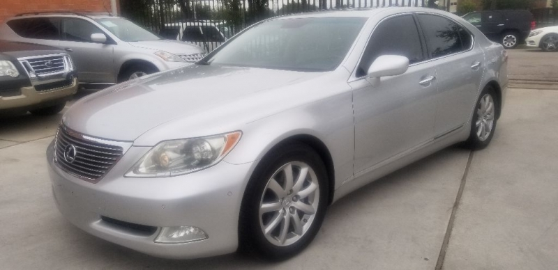 Lexus LS 460 2008 price $11,995 Cash