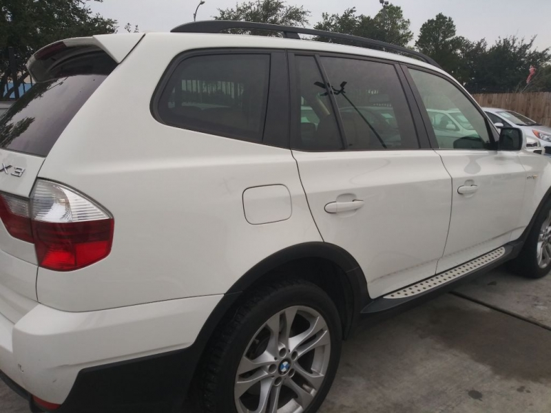 BMW X3 2008 price $7,995 Cash