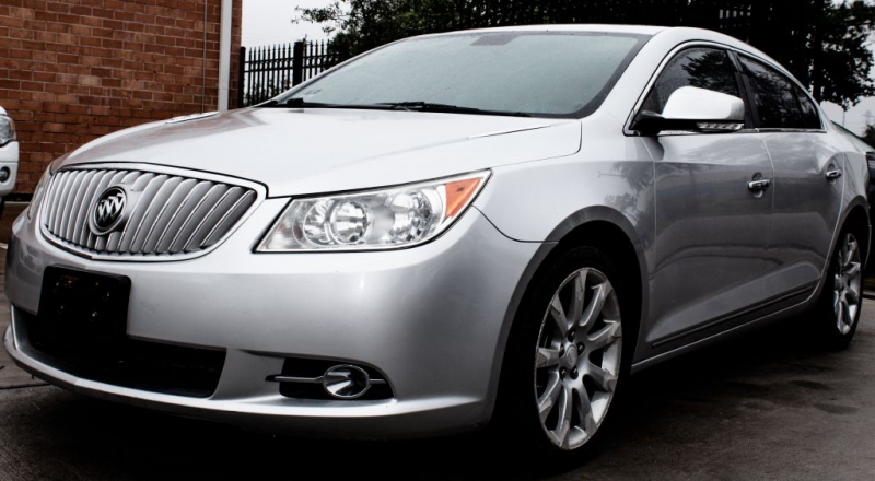 Buick LaCrosse 2011 price $6,999 Cash
