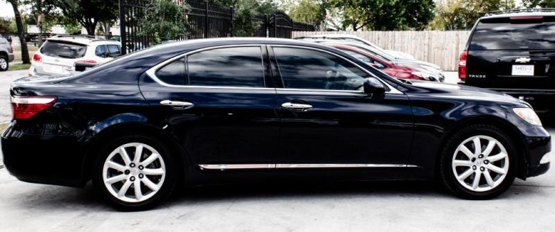 Lexus LS 460 2007 price $9,999 Cash