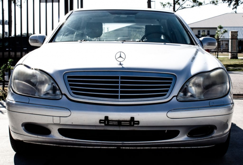 Mercedes-Benz S-Class 2002 price $3,995 Cash