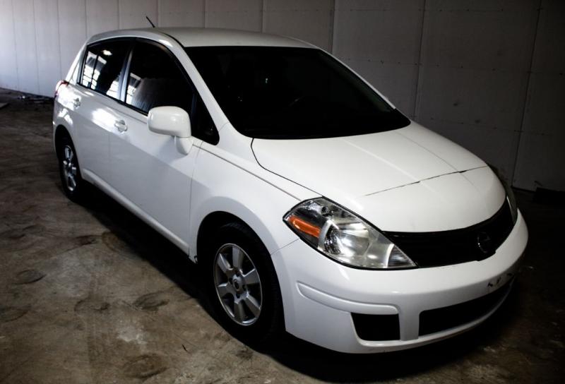 Nissan Versa 2008 price $4,999 Cash