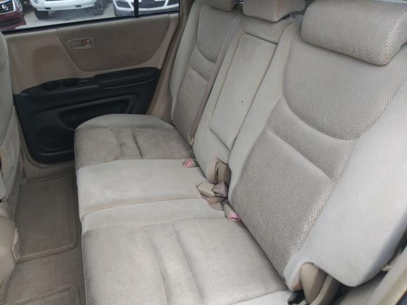 Toyota Highlander 2002 price $5,999 Cash