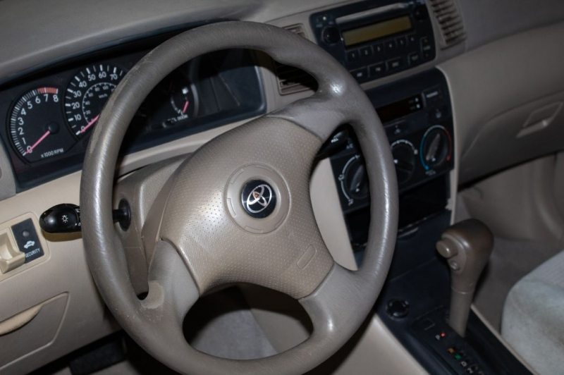 Toyota Corolla 2006 price $4,999 Cash