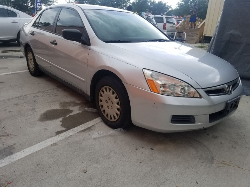 Honda Accord Sdn 2007 price $4,999 Cash