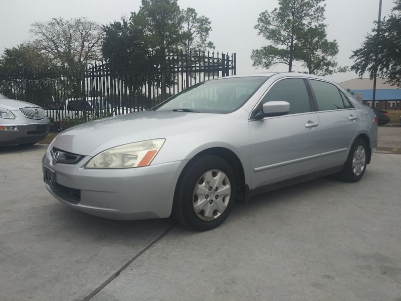 Honda Accord Sdn 2003 price $4,999 Cash