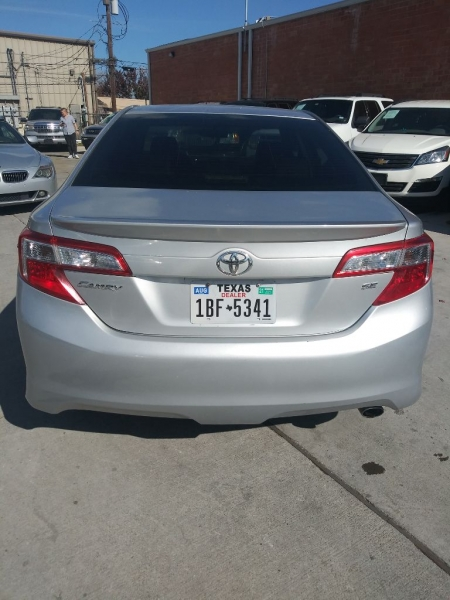 Toyota Camry 2012 price $7,999 Cash