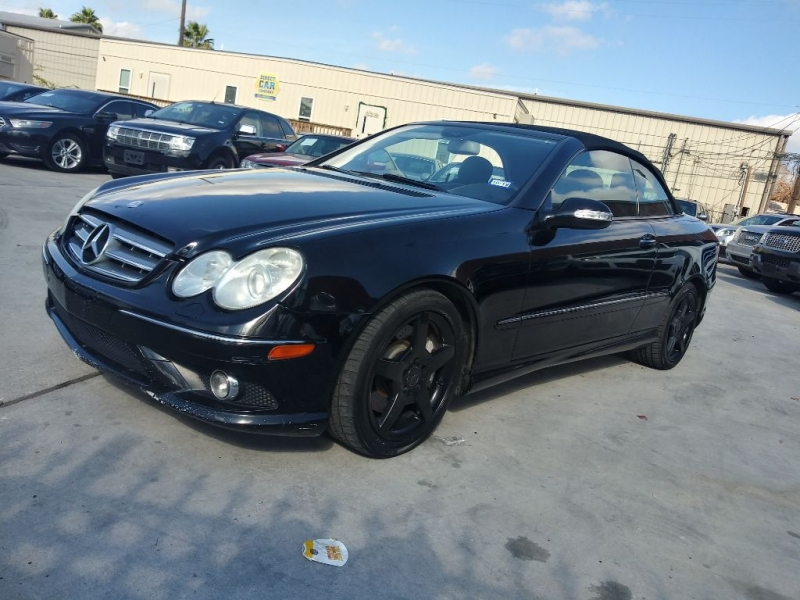 Mercedes-Benz CLK-Class 2009 price $6,999 Cash