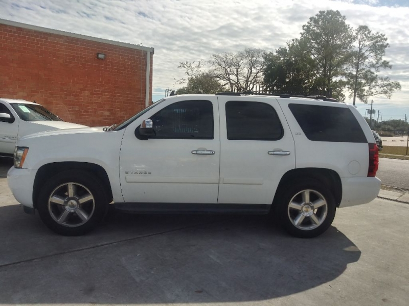 Chevrolet Tahoe 2008 price $9,999