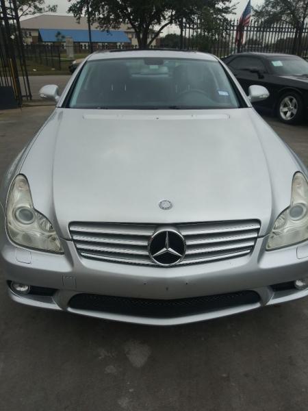 Mercedes-Benz CLS-Class 2006 price $9,999