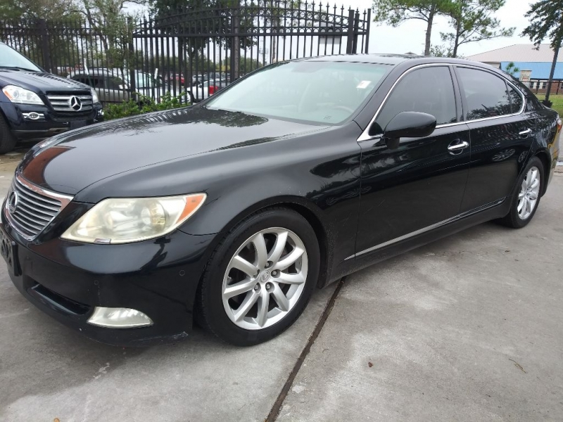 Lexus LS 460 2007 price $9,999 Cash