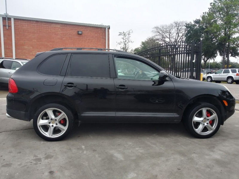 Porsche Cayenne Turbo 2006 price $6,999 Cash