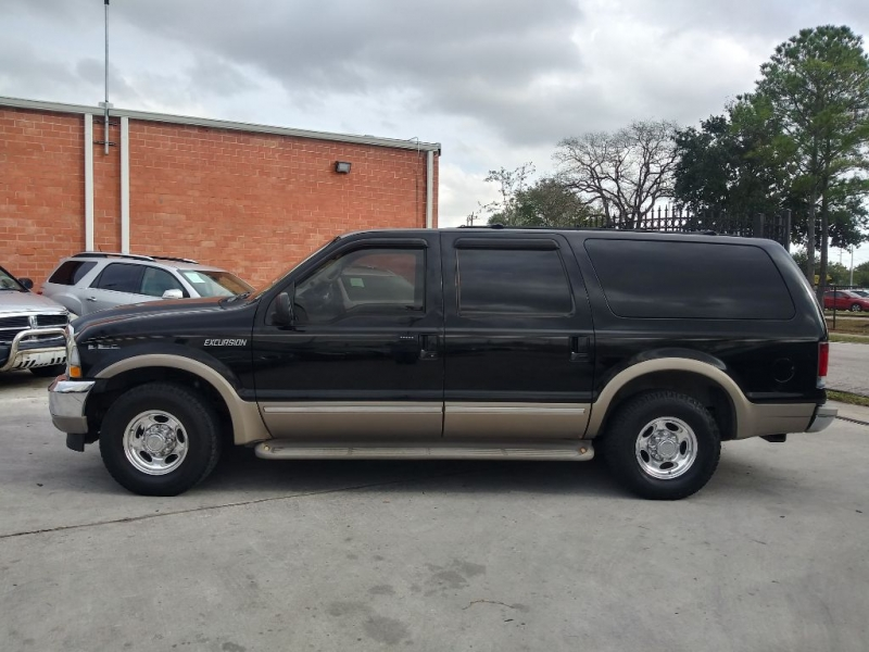 Ford Excursion 2002 price $5,999 Cash