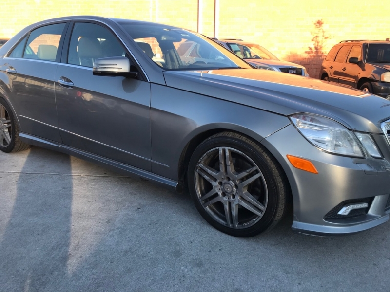 Mercedes-Benz E-Class 2010 price $11,999 Cash