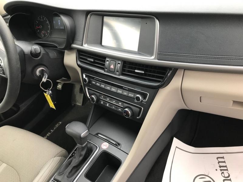 Kia Optima 2018 price $14,599 Cash