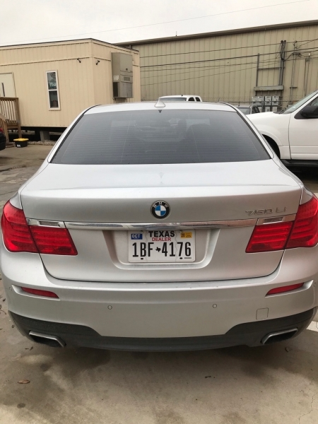 BMW 7 Series 2011 price $12,499 Cash