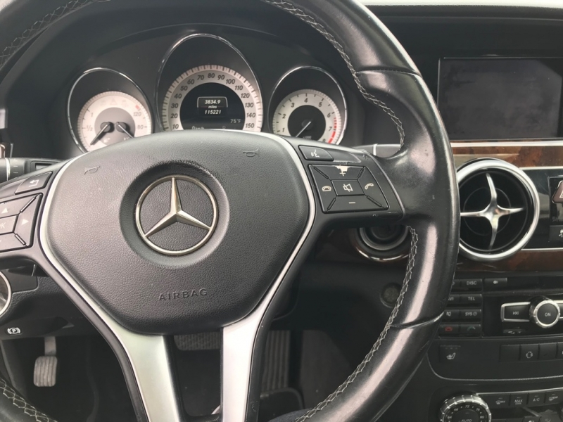 Mercedes-Benz GLK-Class 2014 price $12,999