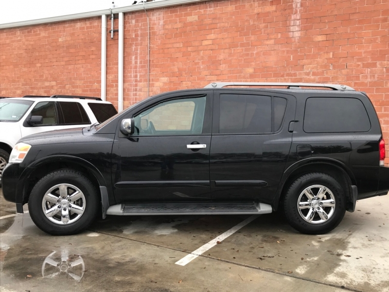 Nissan Armada 2011 price $8,999 Cash