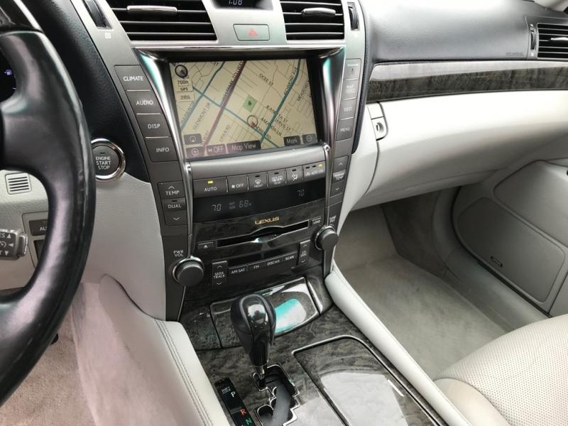 Lexus LS 460 2008 price $8,999