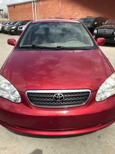 Toyota Corolla 2005 price $7,999 Cash