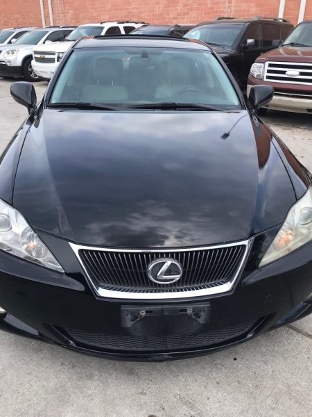 Lexus IS 250 2006 price $6,999 Cash
