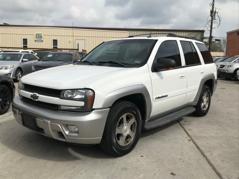 Chevrolet TrailBlazer 2004 price $4,999 Cash