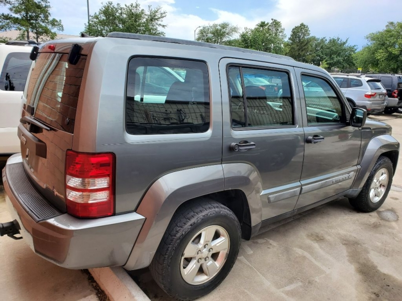 Jeep Liberty 2012 price $7,999