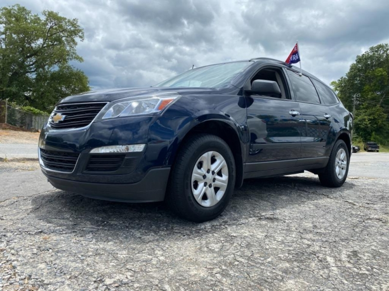 Chevrolet Traverse 2015 price $12,495