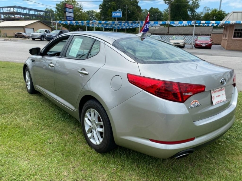 Kia Optima 2012 price $9,995