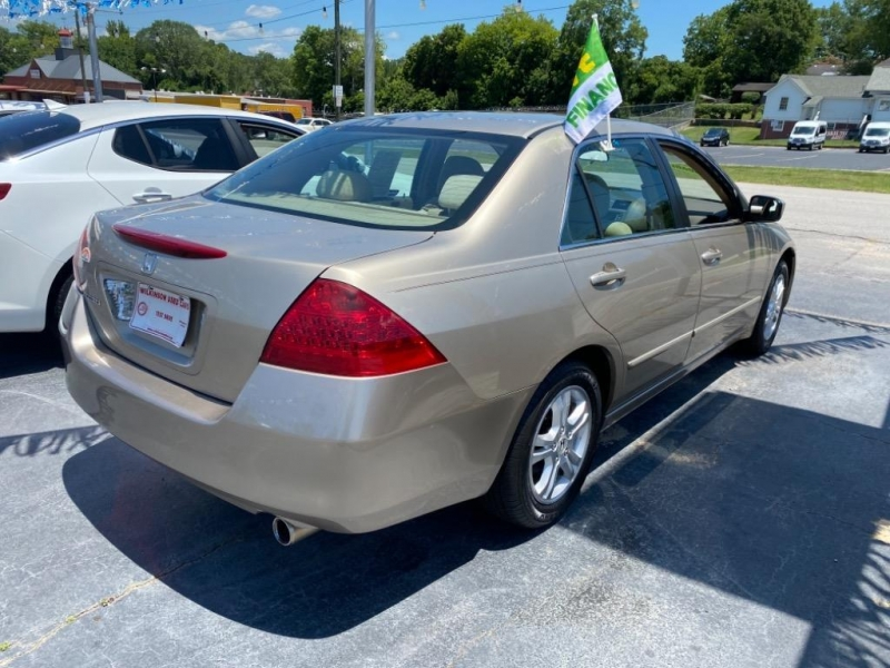 Honda Accord 2006 price $7,995