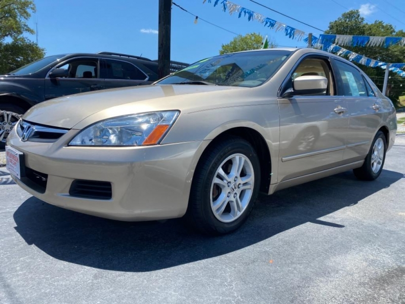 Honda Accord 2006 price $7,995