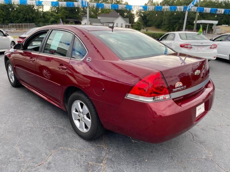 Chevrolet Impala 2009 price $6,995
