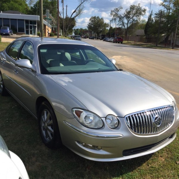 2008 buick lacrosse cxl 4dr sedan inventory wilkinson used cars auto dealership in. Black Bedroom Furniture Sets. Home Design Ideas