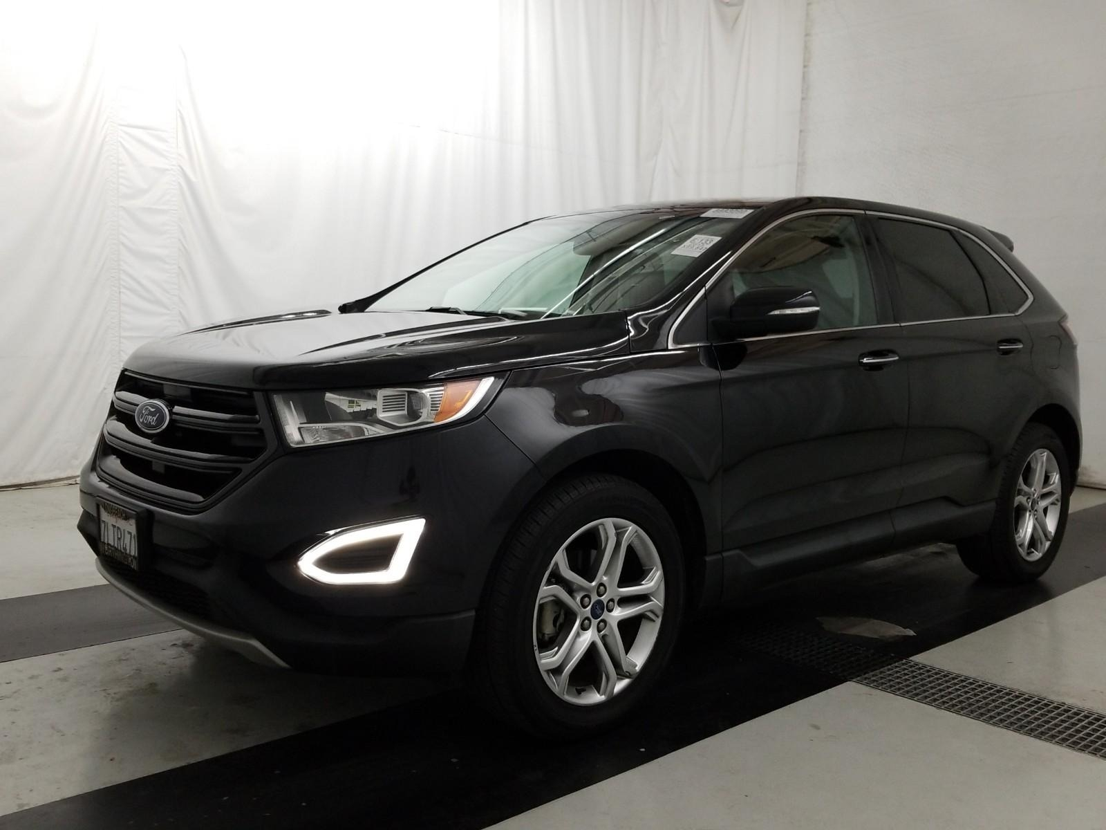 Ford Dealership Las Vegas >> 2015 Ford Edge 4dr Titanium Fwd Nevada Credit Acceptance