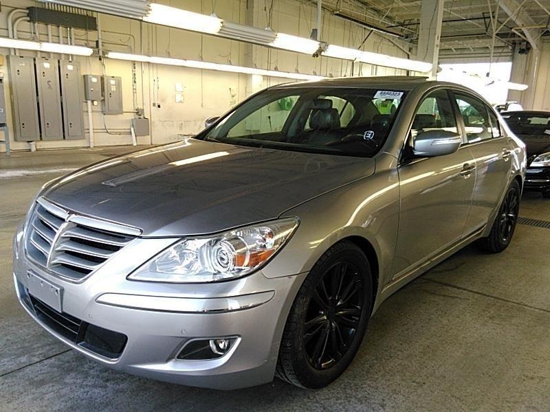 Hyundai Dealership Las Vegas >> 2011 Hyundai Genesis 4dr Sdn V8 Ltd Avail