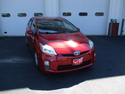 2010 TOYOTA PRIUS HATCH BACK