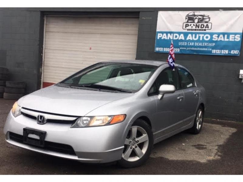 Honda Civic 2007 price $6,999