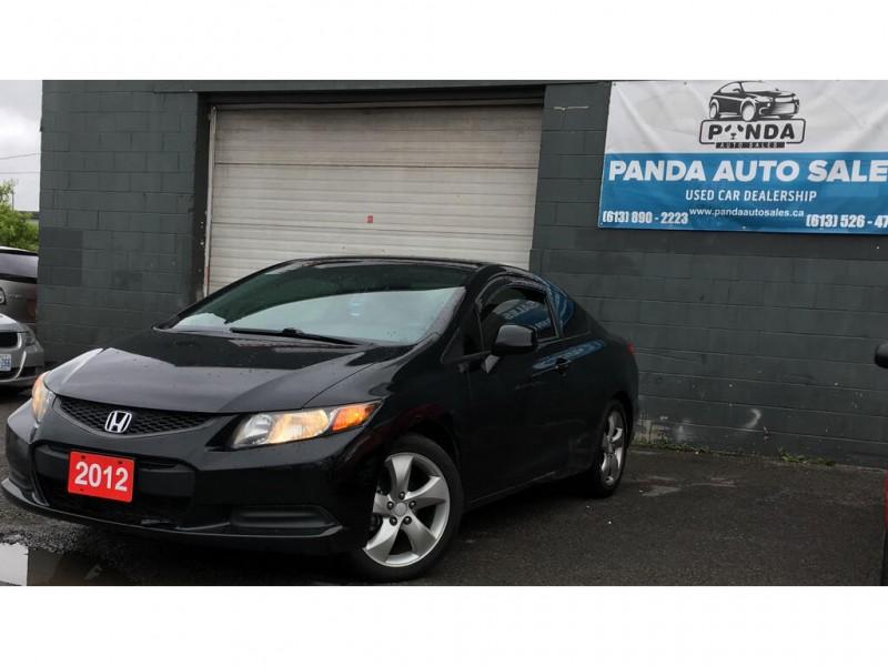 Honda Civic Coupe 2012 price $9,000