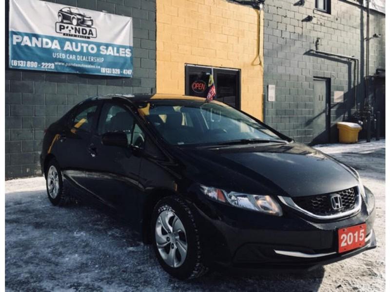Honda  2015 price $11,600