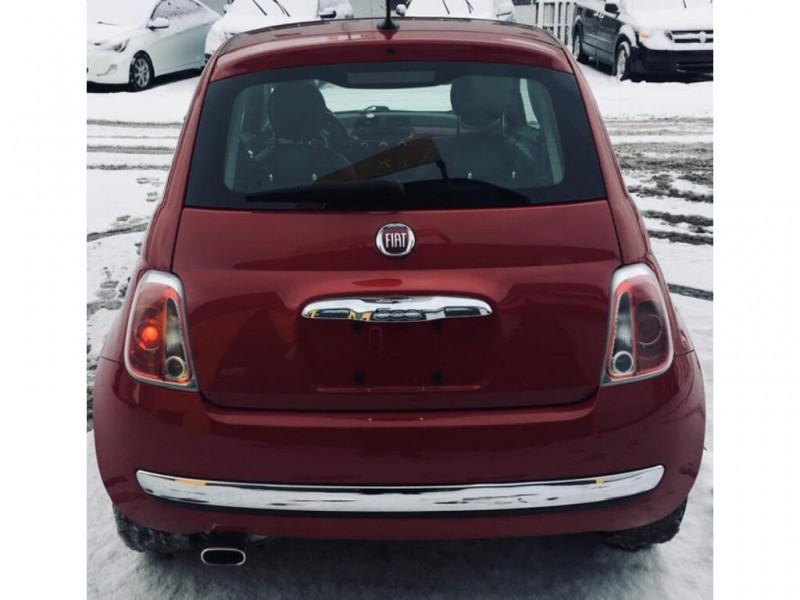 Fiat 500 2013 price $5,600