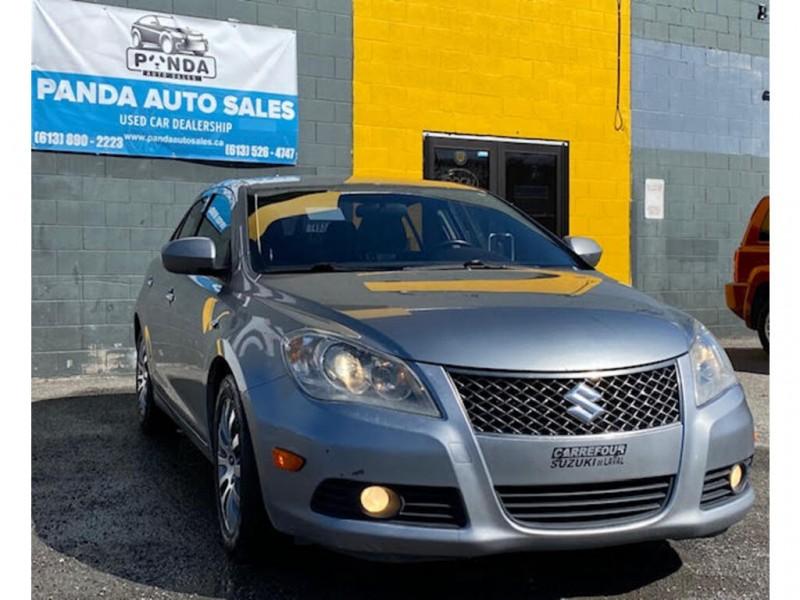 Suzuki Kizashi 2012 price $5,900