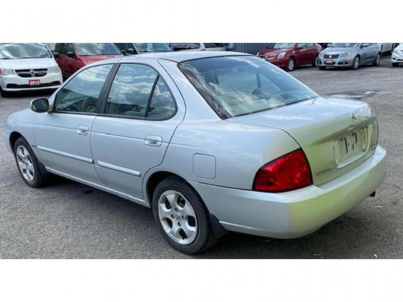 Nissan Sentra 2005 price $2,500