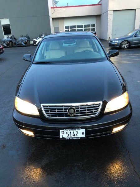 CADILLAC CATERA 2000 price $3,200