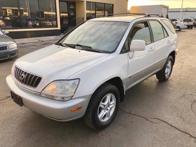 LEXUS RX 2003 price $4,495