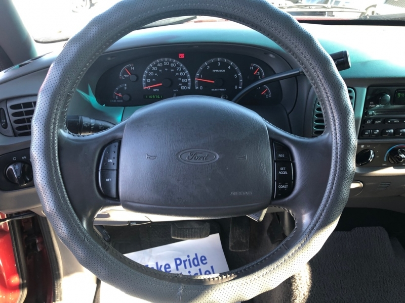 FORD F150 2002 price $4,995